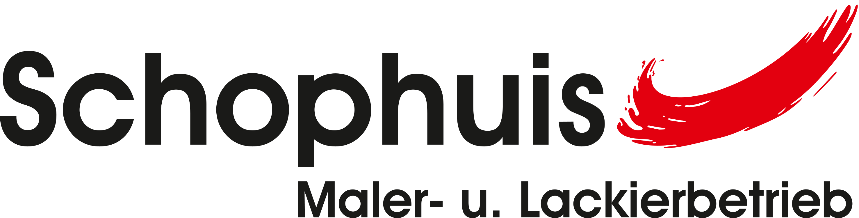 Schophuis Maler- und Lackierbetrieb